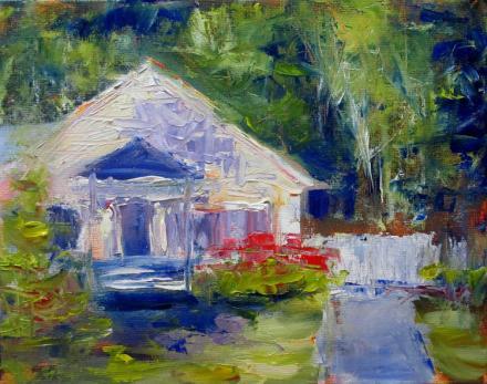 Vashon Cottage 8x10