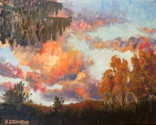 16x20 Deep Edge Canvas, Orig: $650, Sale: $500